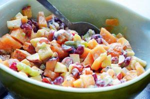 Tipos de ensaladas de frutas